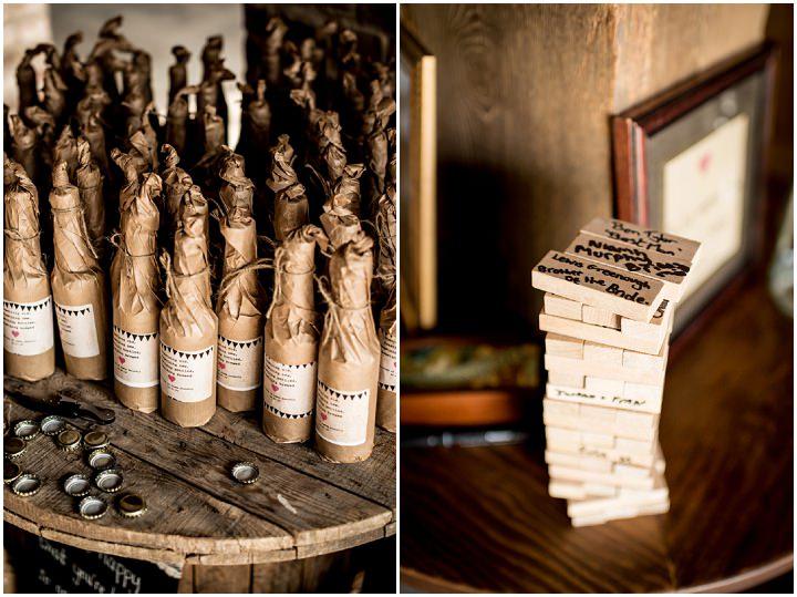 2 DIY Barn Wedding By D J Archer Photography