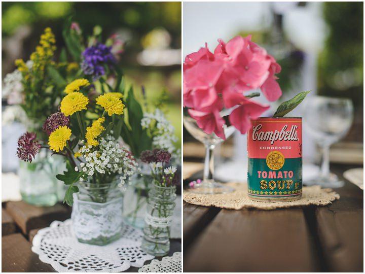 2 Handmade Country Garden Wedding By Rik Pennigton