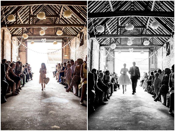 20 DIY Barn Wedding By D J Archer Photography
