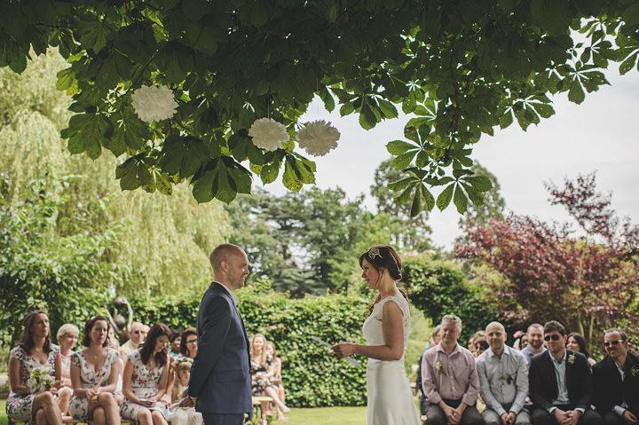 21 Handmade Country Garden Wedding By Rik Pennigton