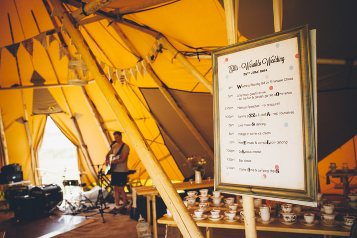 22 Homemade Tipi Wedding By Yvonne Lishman