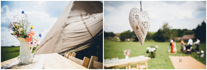 23 Homemade Tipi Wedding By Yvonne Lishman