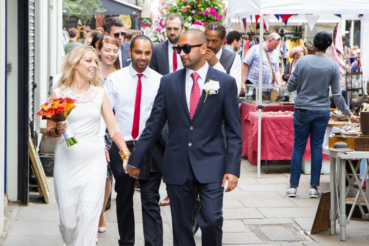 23  Islington Wedding By Rosko and Wallis