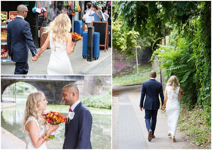 24  Islington Wedding By Rosko and Wallis