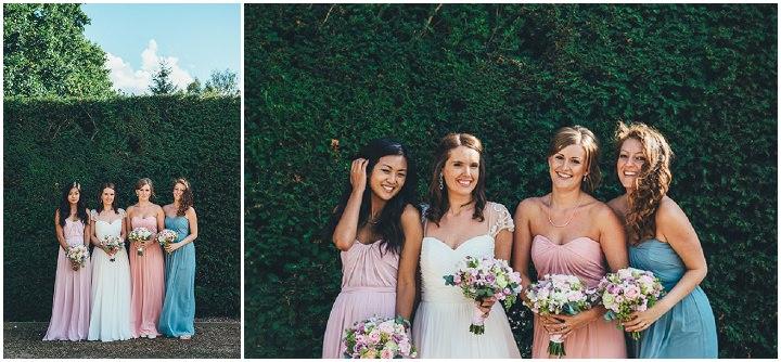 25 Multi-Coloured Wedding By Nicola Thompson Photography