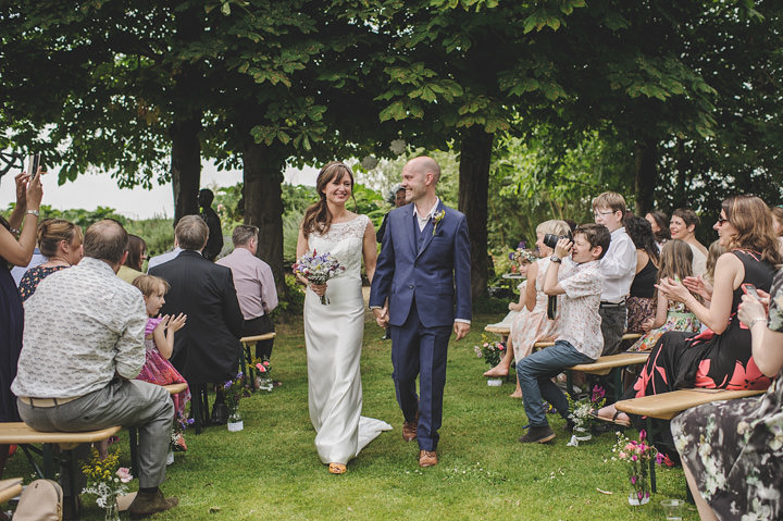 26 Handmade Country Garden Wedding By Rik Pennigton