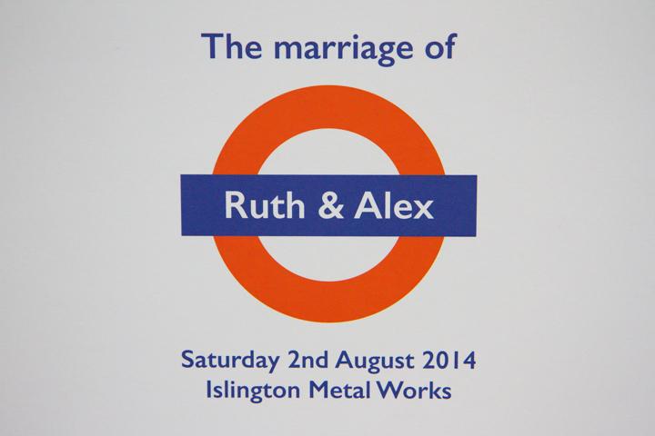 26  Islington Wedding By Rosko and Wallis