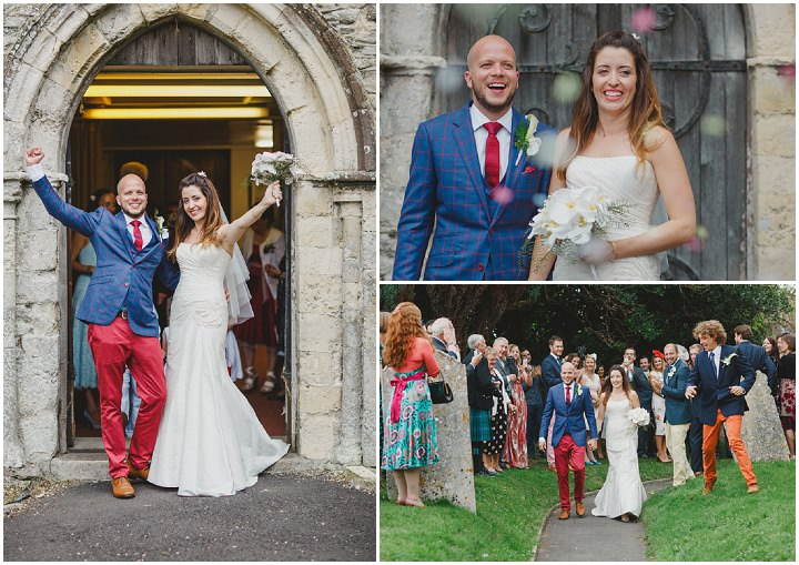 27 Laid Back Garden Wedding By Nicki Feltham Photography