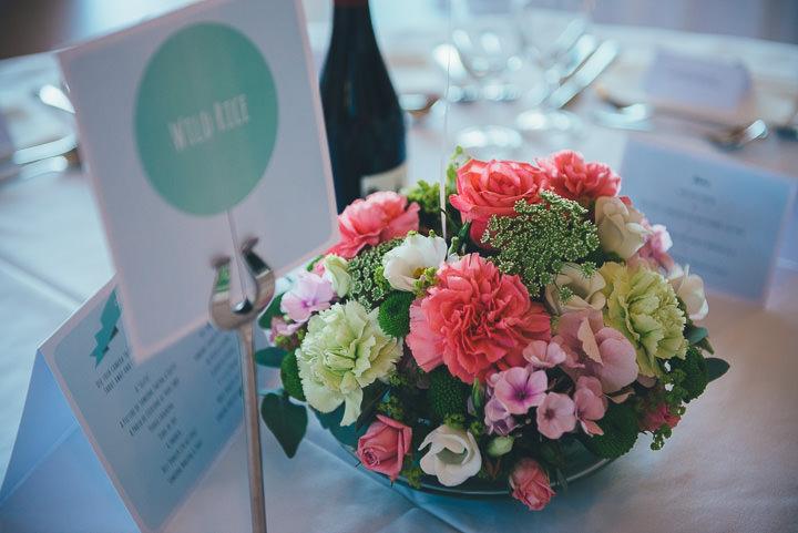 27 Multi-Coloured Wedding By Nicola Thompson Photography