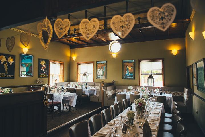 Vintage Inspired Pub Wedding By Nicola Thompson Photography Boho
