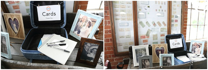 28 Vintage Railway DIY Wedding By Rebecca Prigmore Photography