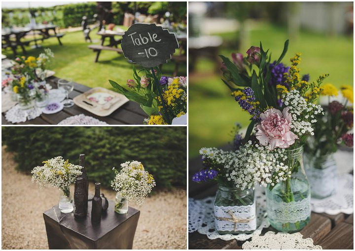29 Handmade Country Garden Wedding By Rik Pennigton