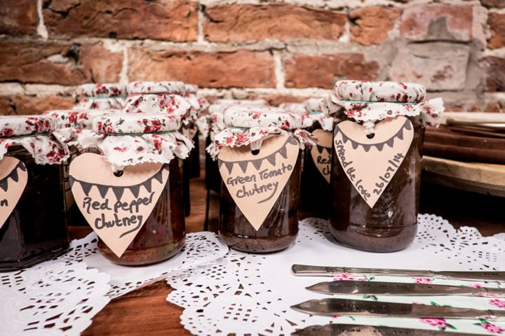 3 DIY Barn Wedding By D J Archer Photography