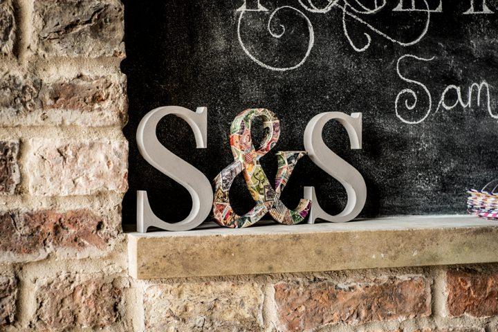 30 DIY Barn Wedding By D J Archer Photography