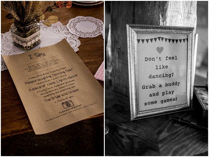 31 DIY Barn Wedding By D J Archer Photography