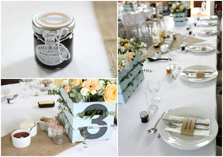 31 Vintage Railway DIY Wedding By Rebecca Prigmore Photography