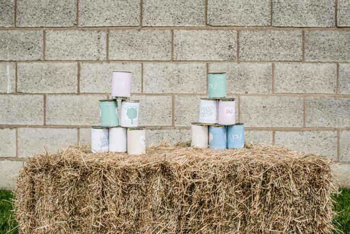 32 DIY Barn Wedding By D J Archer Photography