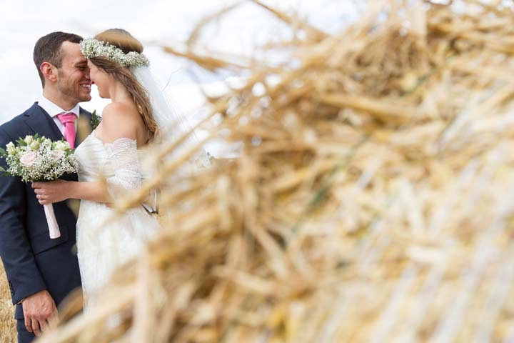 33 Boho Barn Wedding By Rebecca Clarke Photography