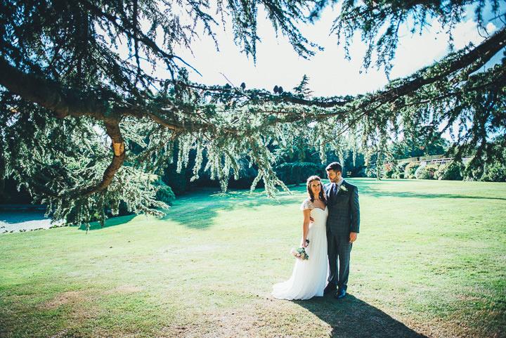 33 Multi-Coloured Wedding By Nicola Thompson Photography