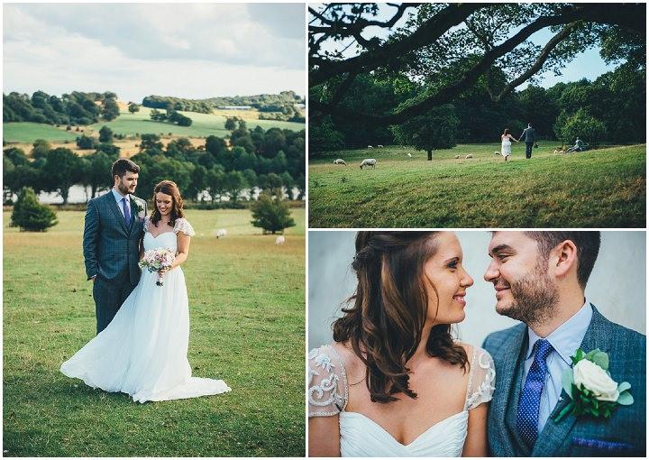 34 Multi-Coloured Wedding By Nicola Thompson Photography