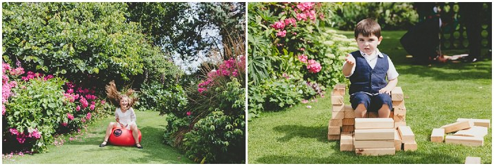 34 Relaxed Garden Wedding By Paul Underhill