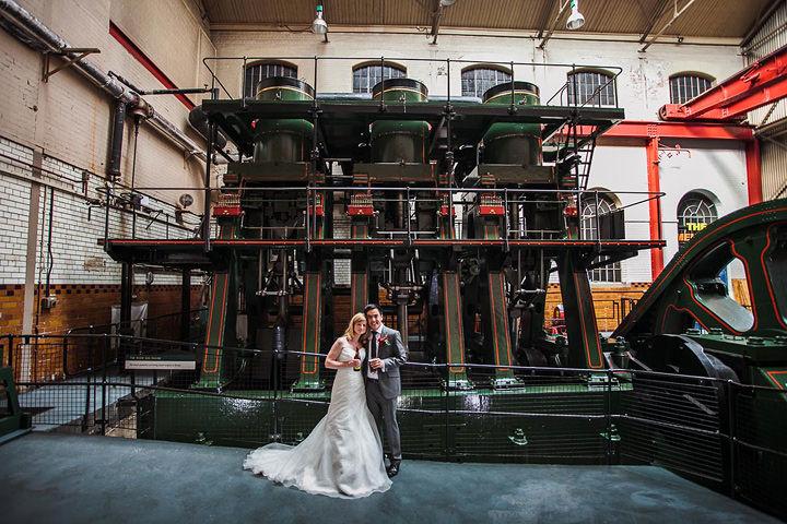 35 Sheffield Museum Wedding By Mark Tierney