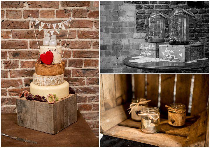 36 DIY Barn Wedding By D J Archer Photography