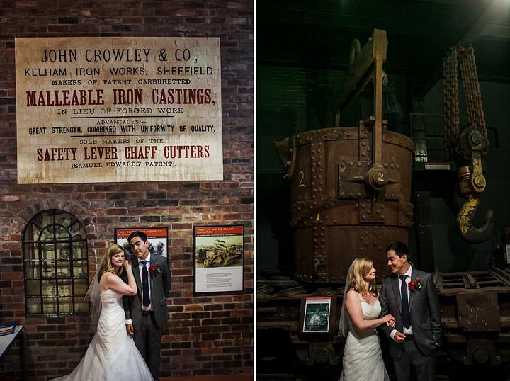 36 Sheffield Museum Wedding By Mark Tierney
