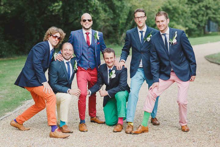 37 Laid Back Garden Wedding By Nicki Feltham Photography