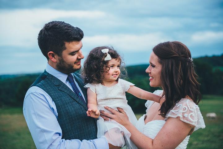 38 Multi-Coloured Wedding By Nicola Thompson Photography
