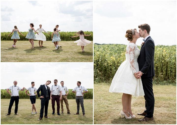 39 DIY Barn Wedding By D J Archer Photography
