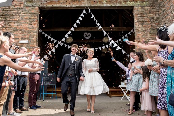 4 DIY Barn Wedding By D J Archer Photography