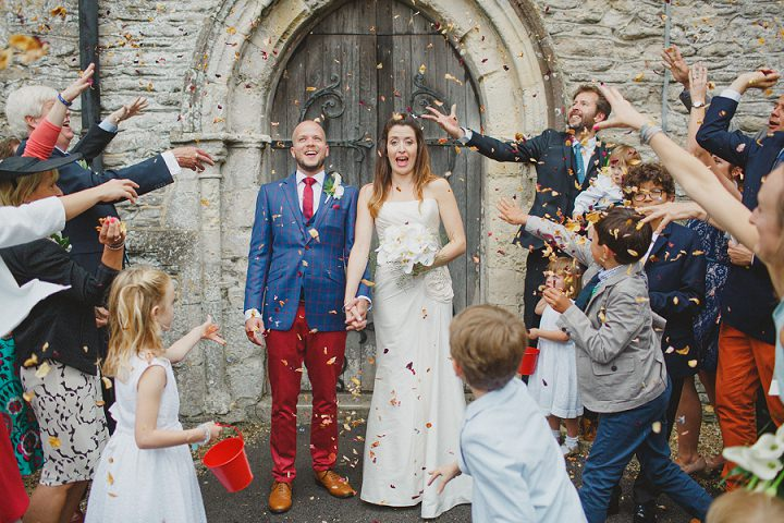 4 Laid Back Garden Wedding By Nicki Feltham Photography