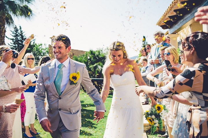 Wedding In Spanish.Rustic Spanish Wedding By Violeta Minnick Boho Weddings Uk
