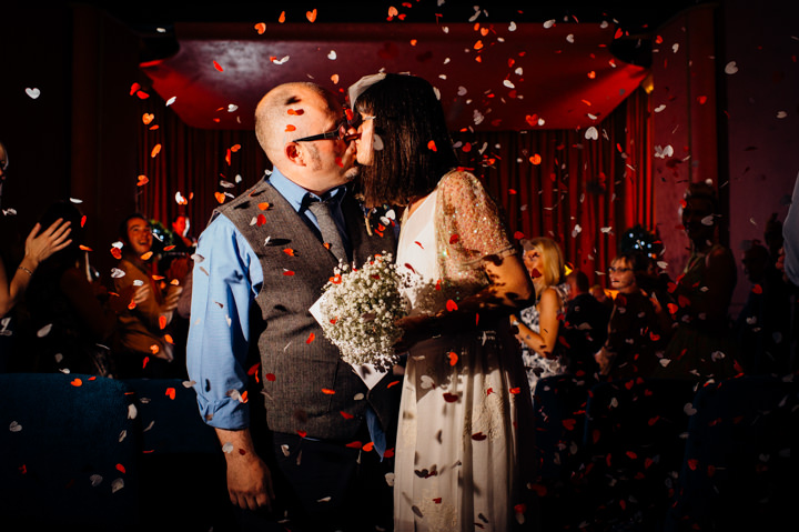 4 Vintage Cinema Wedding From Marianne Chua