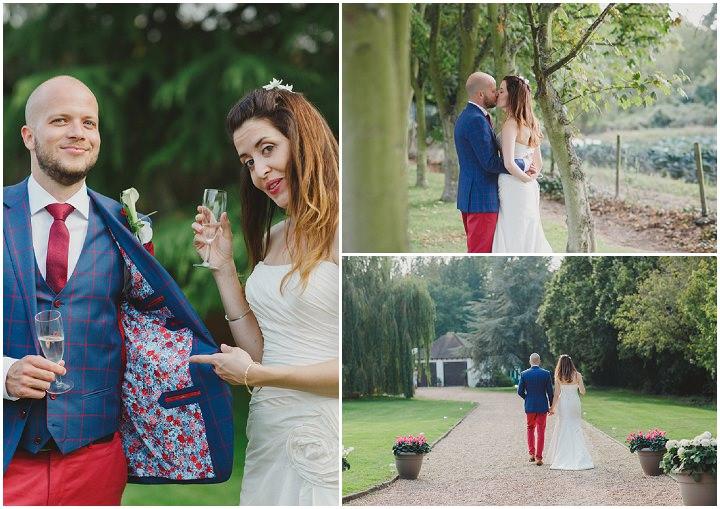 40 Laid Back Garden Wedding By Nicki Feltham Photography