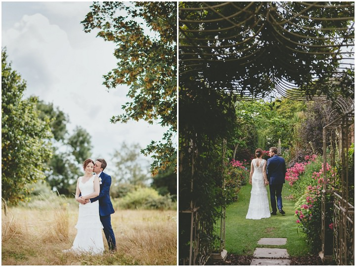 40 Relaxed Garden Wedding By Paul Underhill