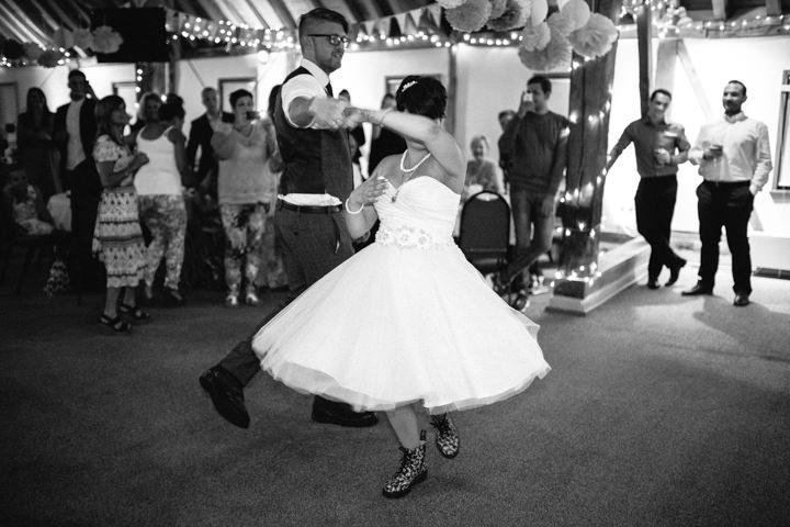 Quirky wedding London