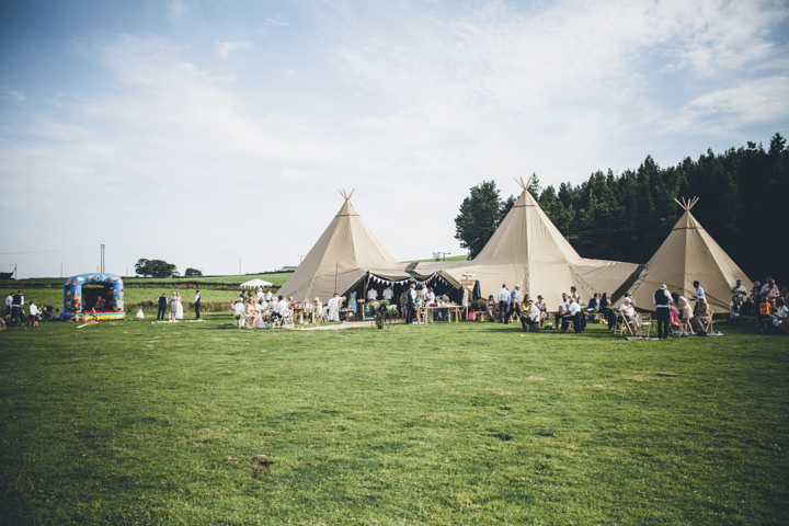 41 Homemade Tipi Wedding By Yvonne Lishman