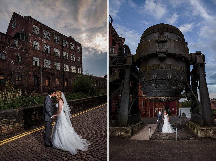 42 Sheffield Museum Wedding By Mark Tierney