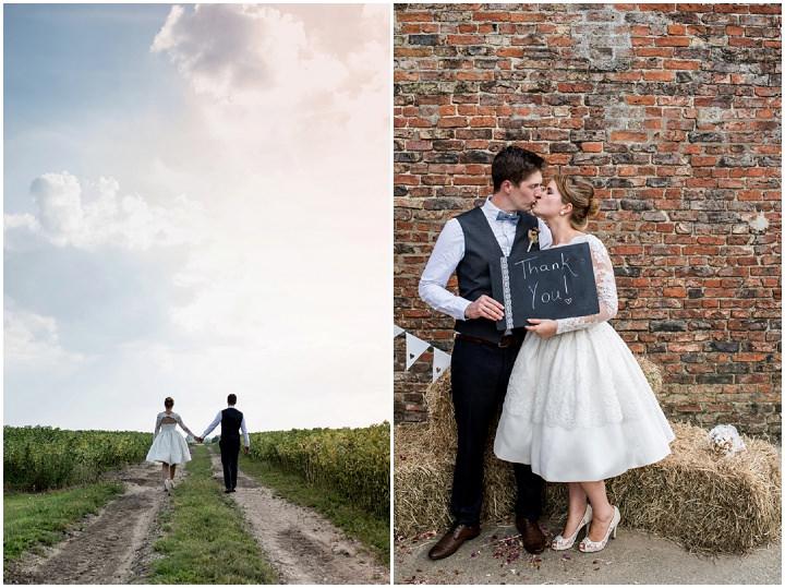 43 DIY Barn Wedding By D J Archer Photography