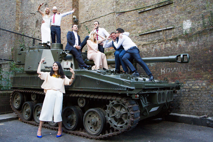 47  Islington Wedding By Rosko and Wallis