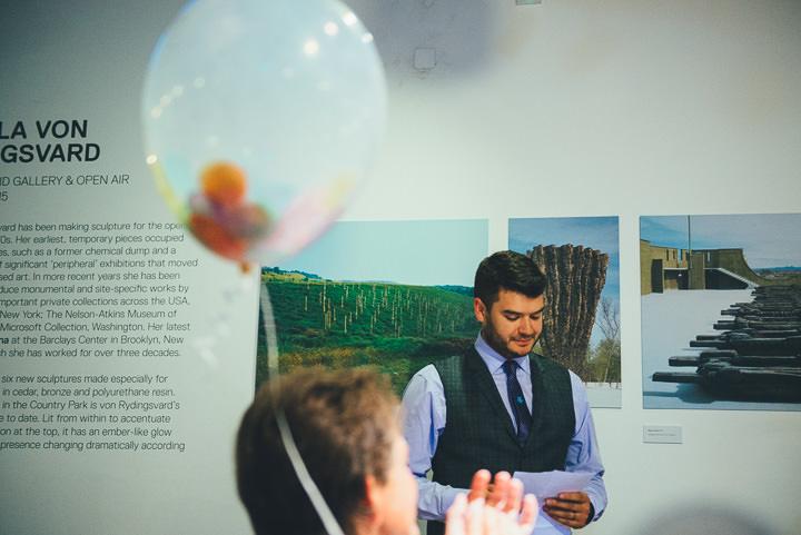 47 Multi-Coloured Wedding By Nicola Thompson Photography