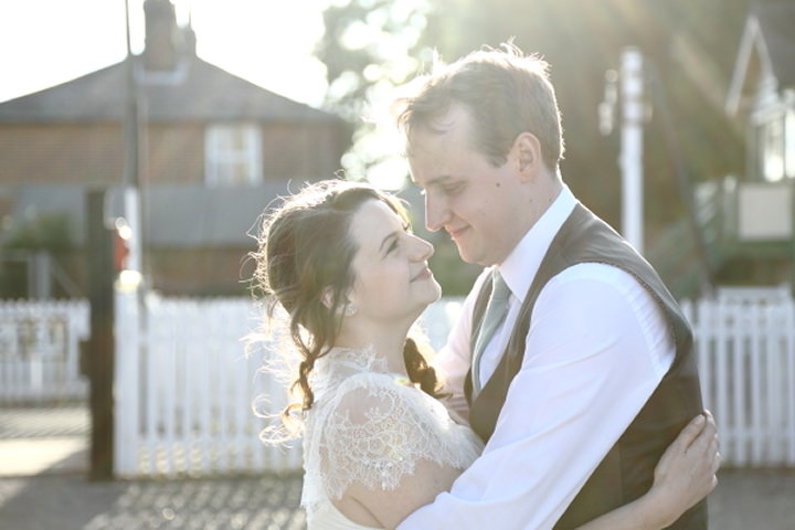47 Vintage Railway DIY Wedding By Rebecca Prigmore Photography