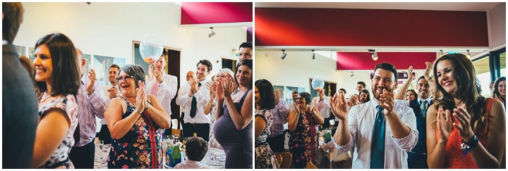 48 Multi-Coloured Wedding By Nicola Thompson Photography
