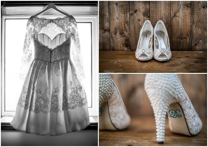 5 DIY Barn Wedding By D J Archer Photography