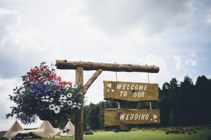 5 Homemade Tipi Wedding By Yvonne Lishman