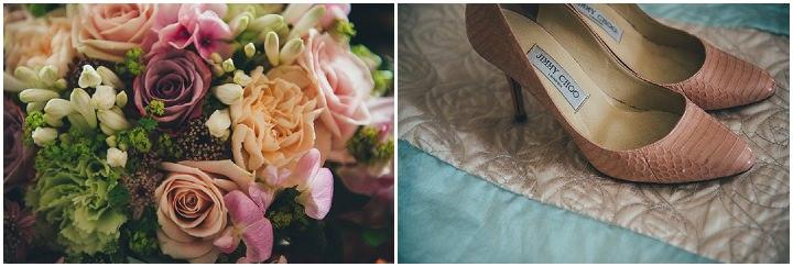 9 Multi-Coloured Wedding By Nicola Thompson Photography
