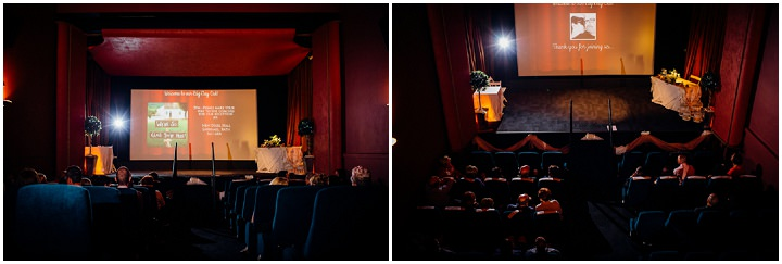 9 Vintage Cinema Wedding From Marianne Chua
