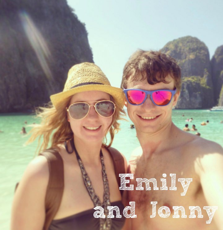 Emily and Jonny